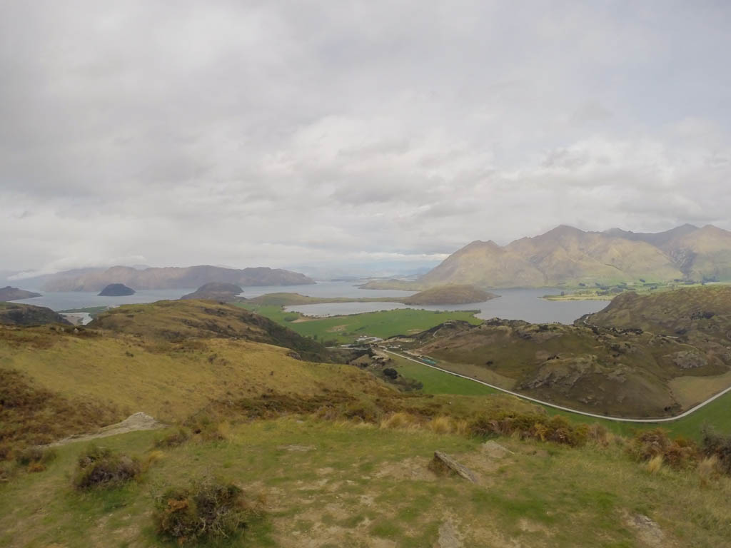 Parkins Bay et Glendhu Bay
