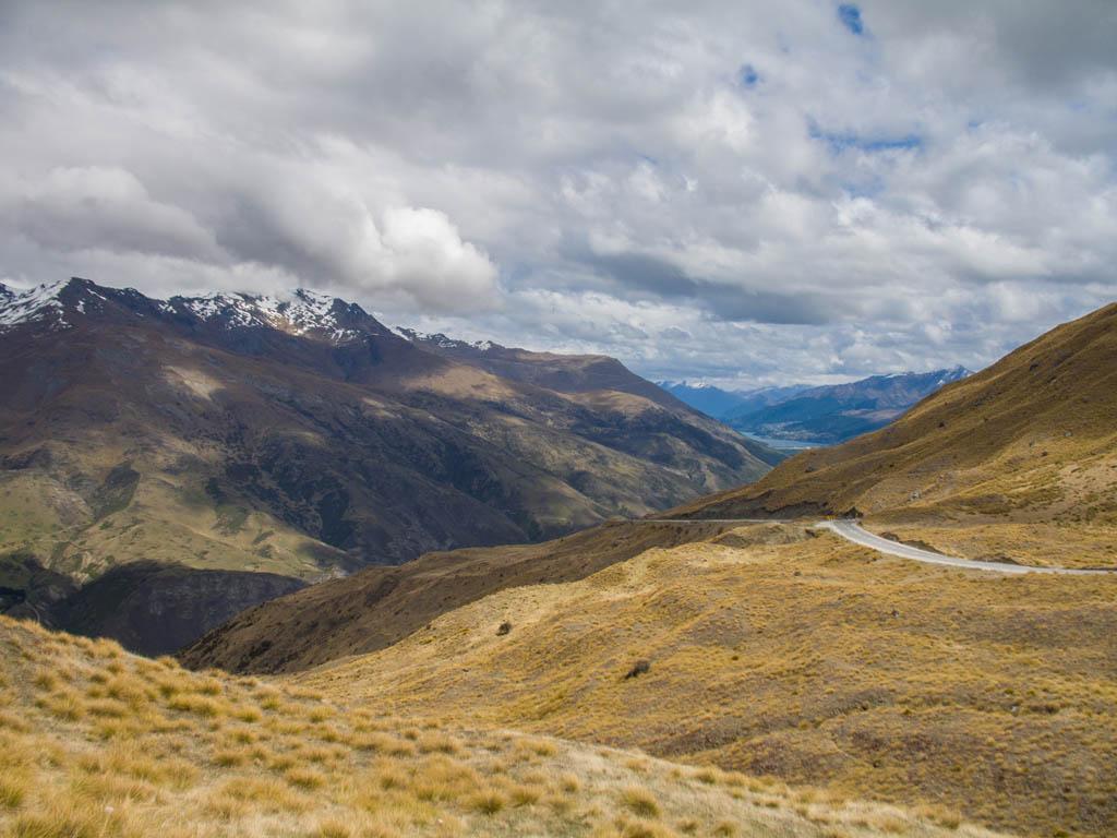 Zoom de Crown Range Summit
