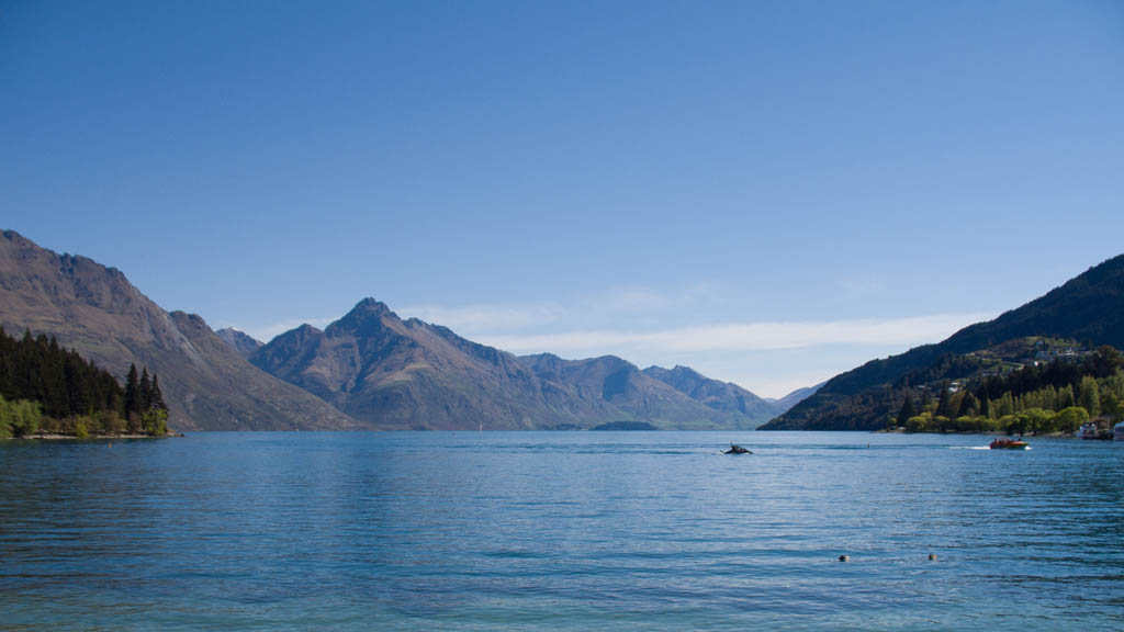 Lake Wakatipu