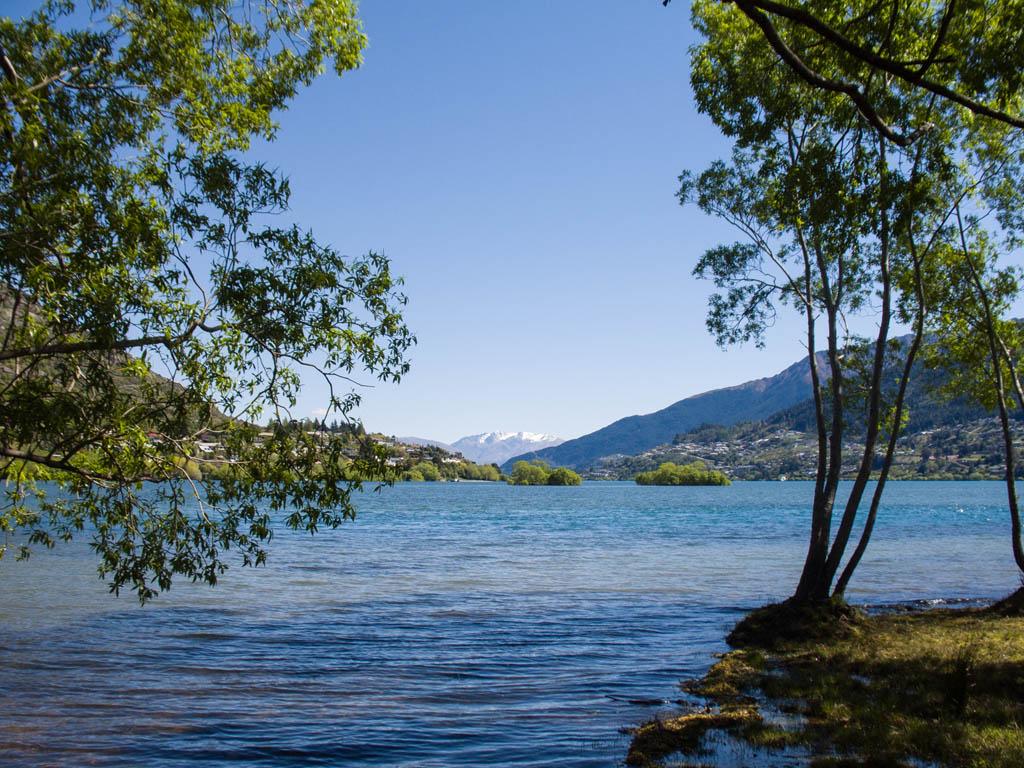 Lake Wakatipu vu de Frankton