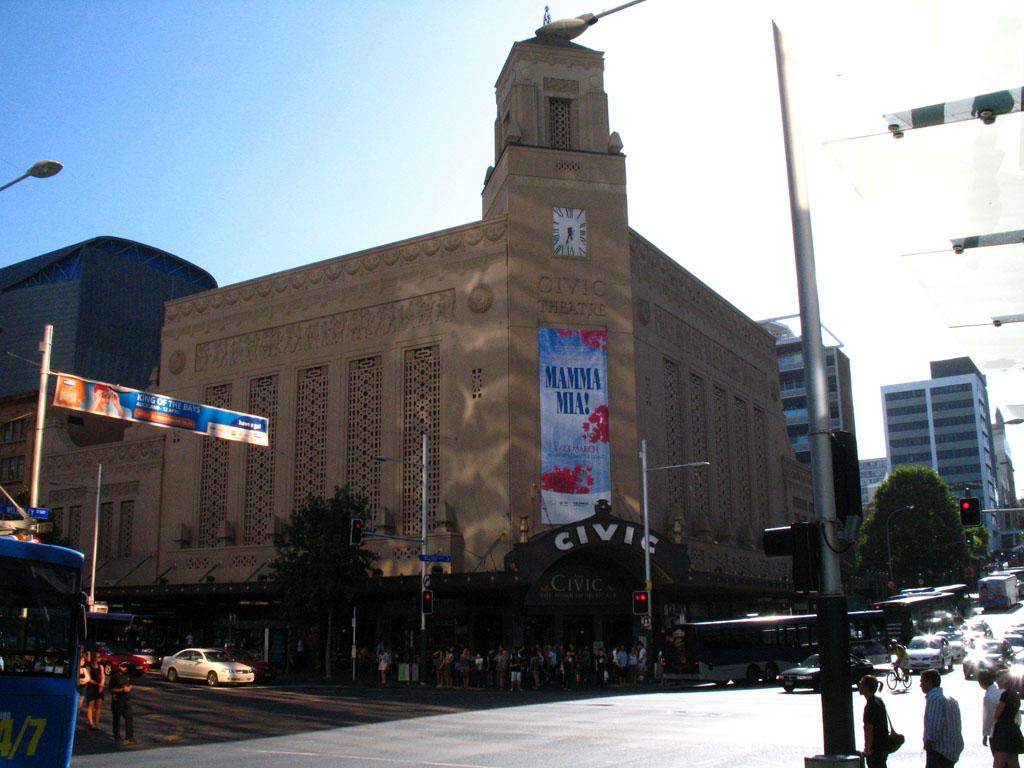 004 - Civic Theatre