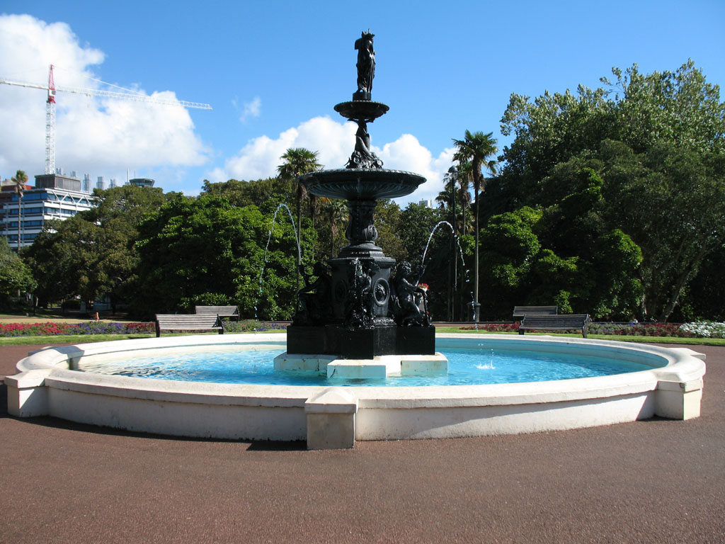 015 - Albert Park - Victorian Fountain