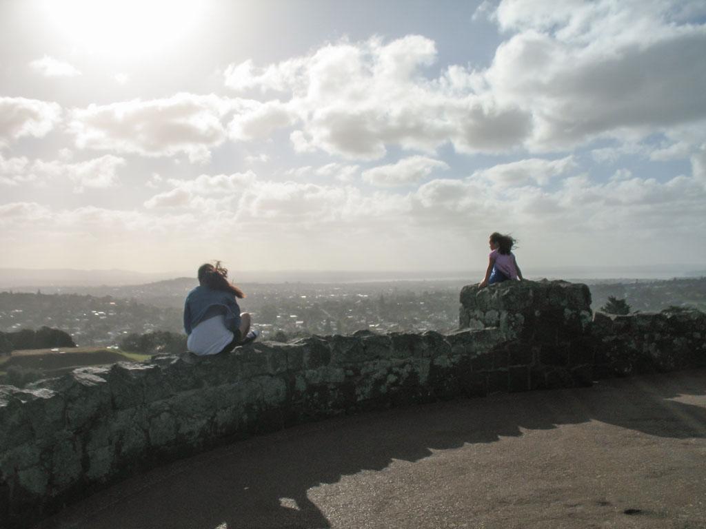 040 - Les filles face au vent de One Tree Hill