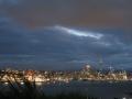 050 - Auckland au crépuscule