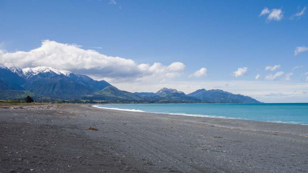 Baie de Kaikoura
