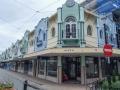 Maison colorées à Christchurch