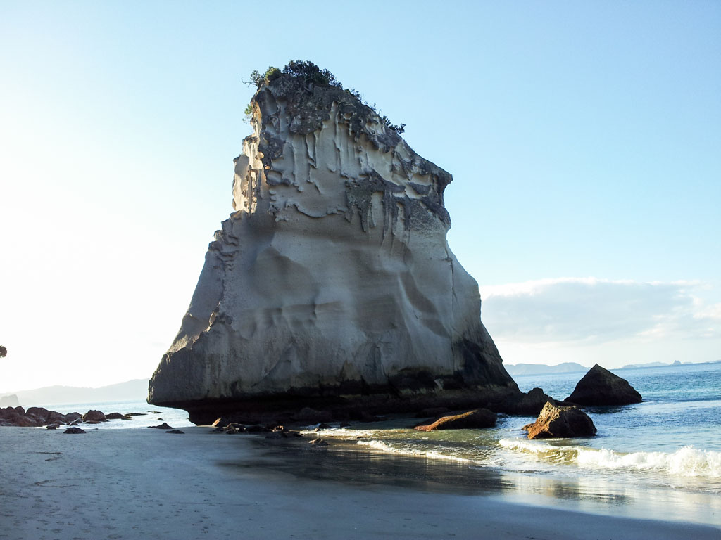 Rocher de Cathedral Cove