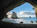 Sous l'Arche de Cathedral Cobve