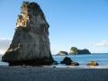 Le rocher et l'océan