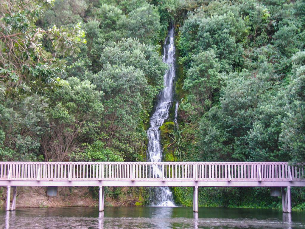 Jardin Centenaire de Napier