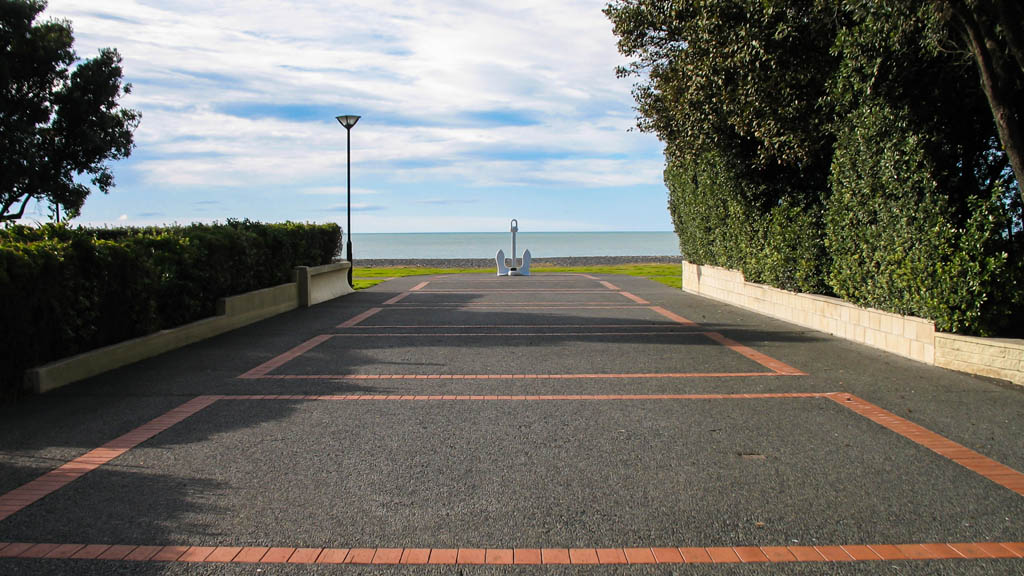 Direction l'océan