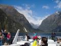 391 - Les touristes à Milford Sound