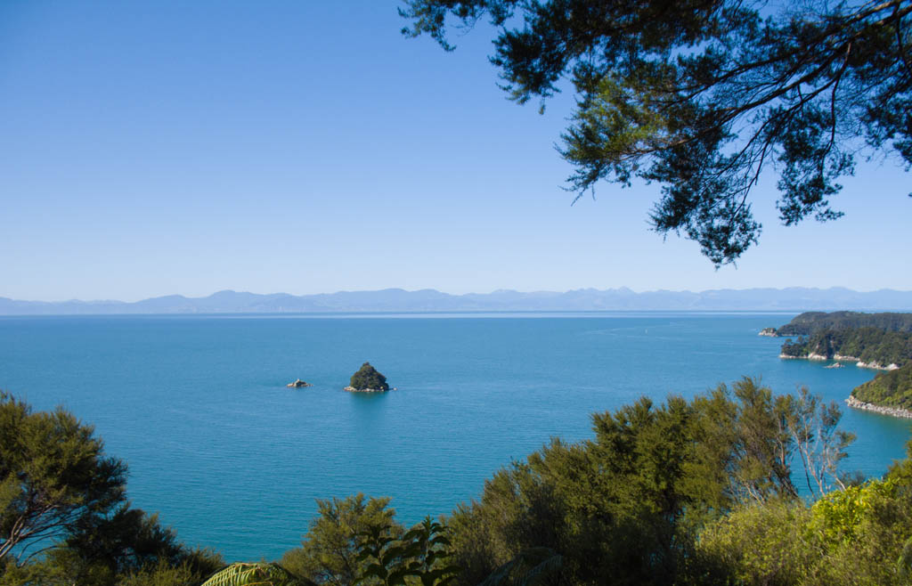 South Head à Abel Tasman