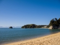 Départ pour Abel Tasman à Kaiteriteri