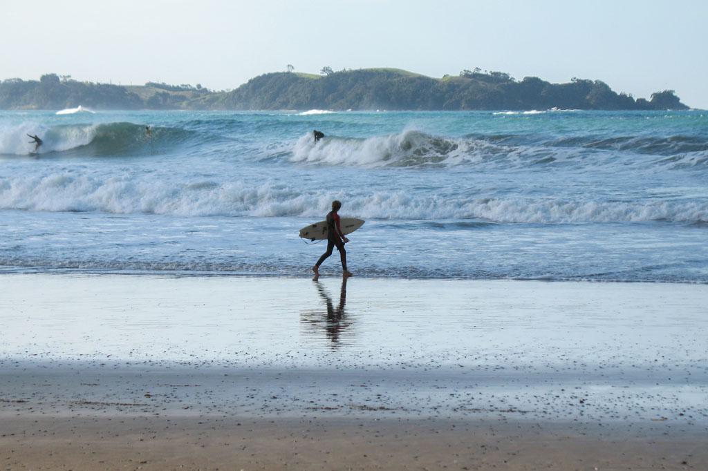 078 - Avant d'afronter les vagues