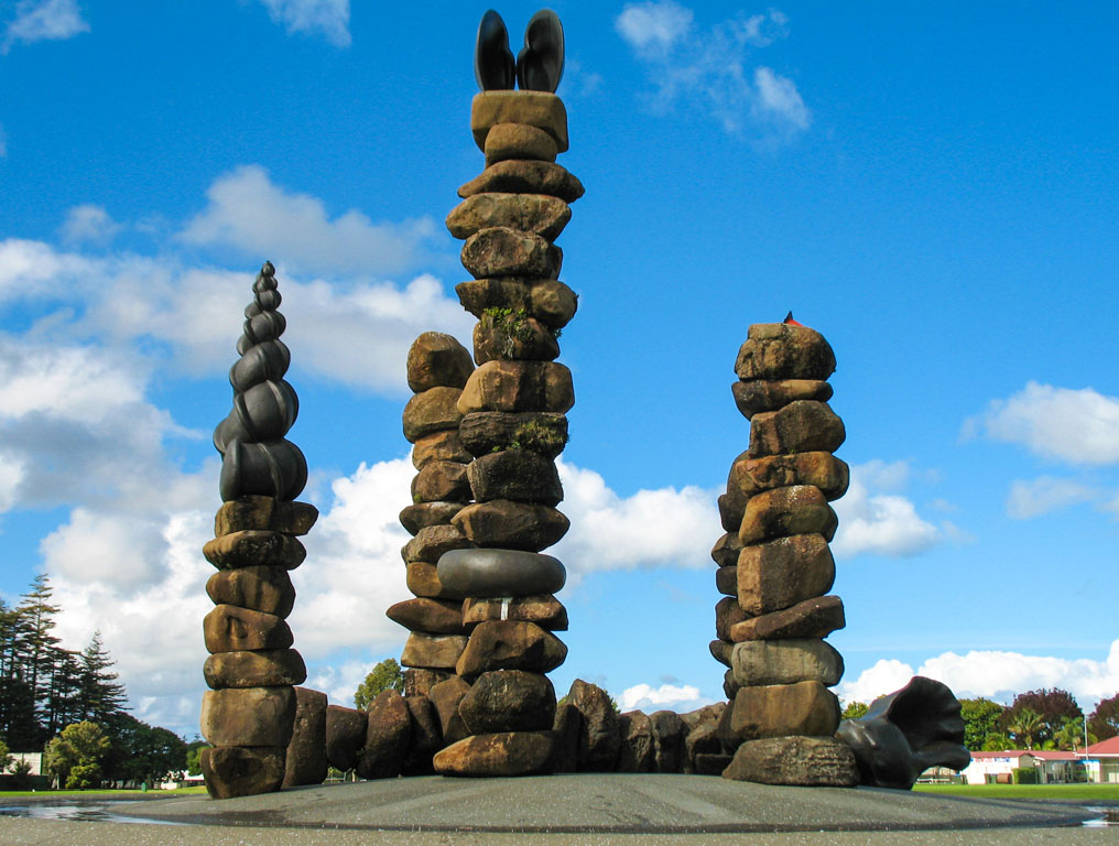 089 - Stone Towers a Kerikeri Domain