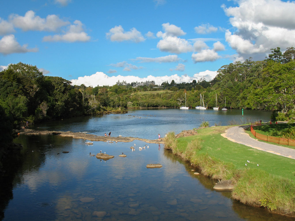 094 - Kerikeri Historic Reserve