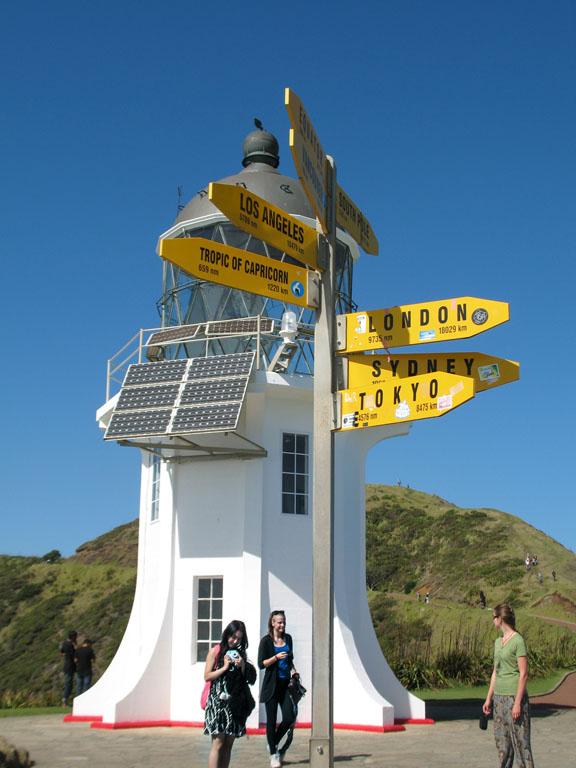 101 - Le phare et ses panneaux