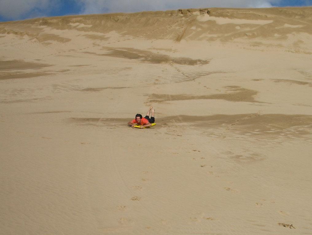 114 - Sand Boarding