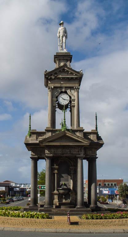 South African War Memorial d'Invercargill