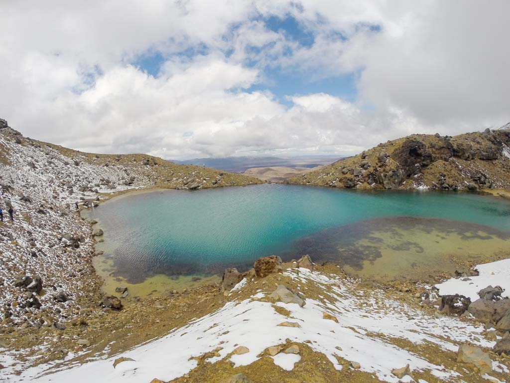 Troisième Emerald Lake