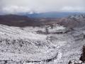 Vue de la vallée de l'autre côté du South Crater