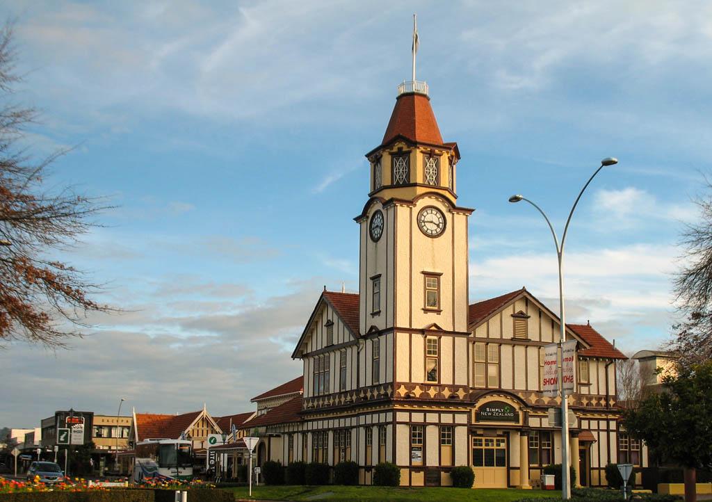 I-Site de Rotorua