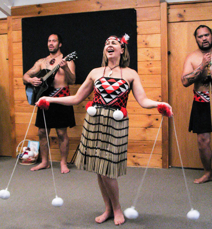 Danse Maori 3