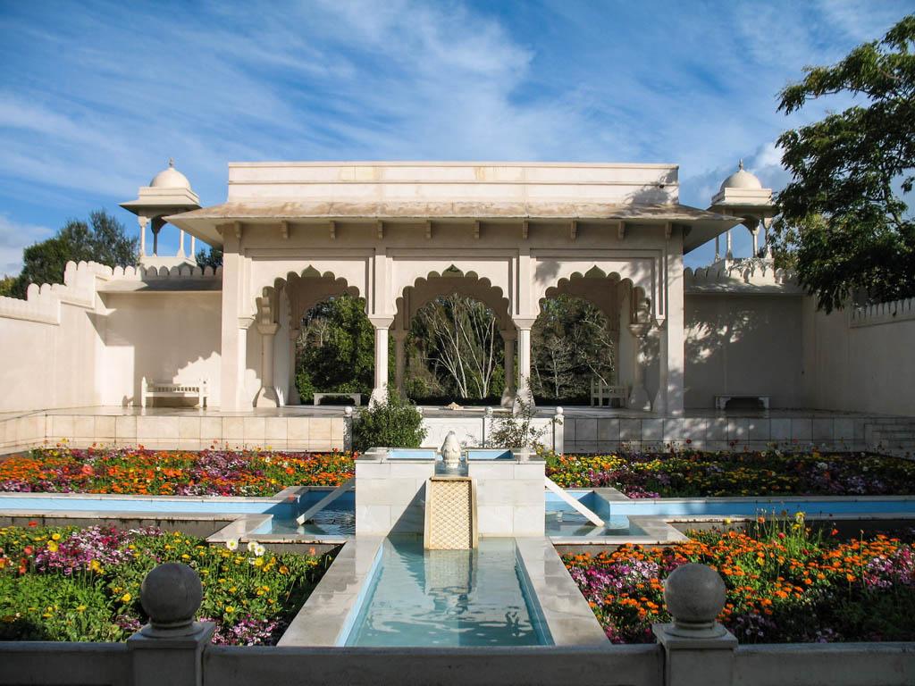 Jardin Indien  (Hamilton Garden)