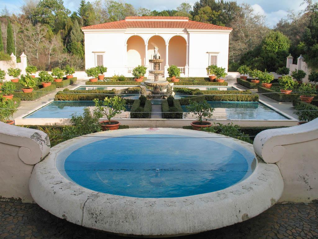 Jardin Italien (Hamilton Garden)