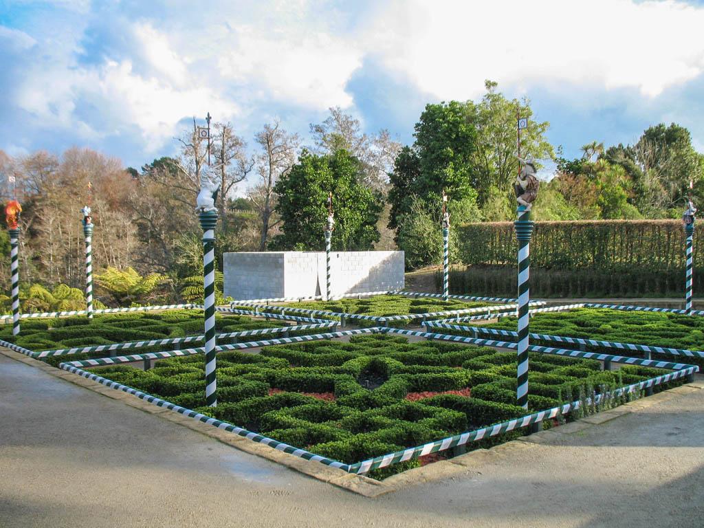 The Tudor Garden (Hamilton Garden)