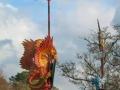 Le Dragon du pic (Hamilton Garden)