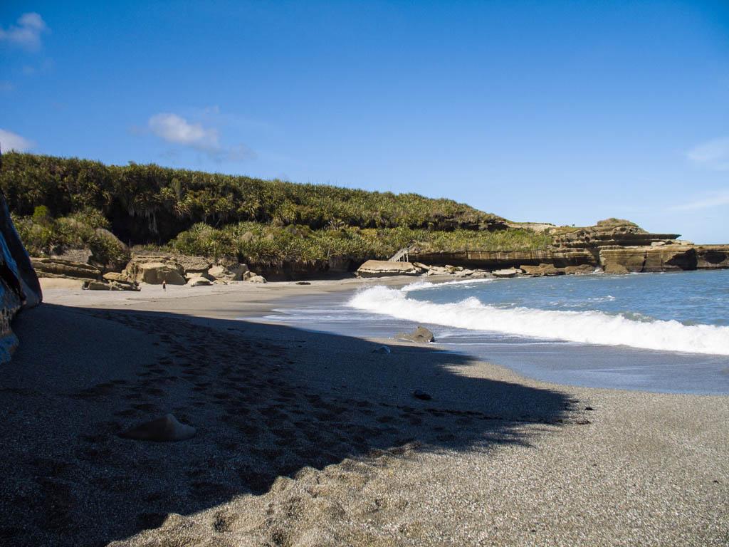 Côté sud de Truman Beach