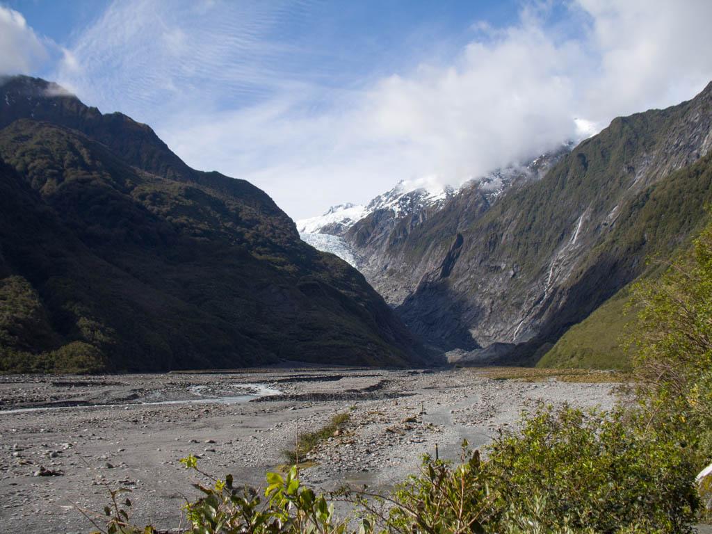 Vallée du Franz Josef Glacier
