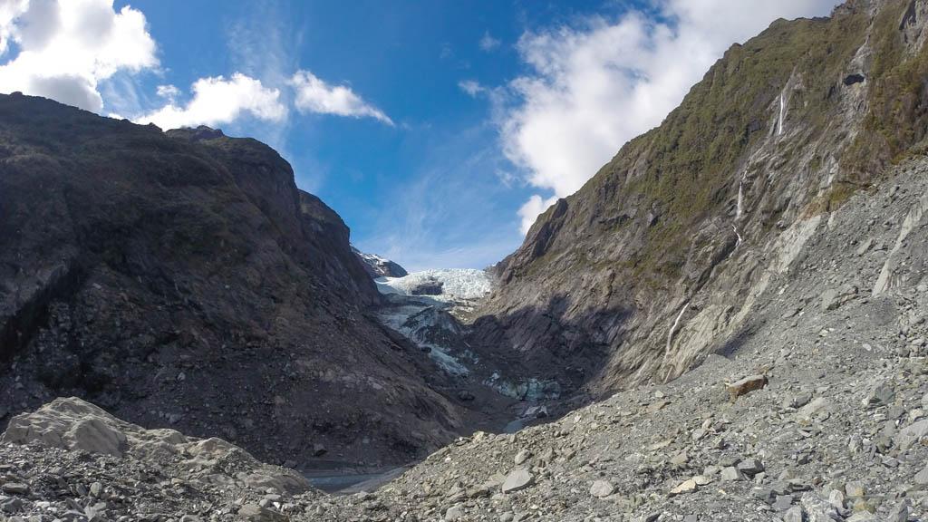 Franz Josef Glacier au printemps