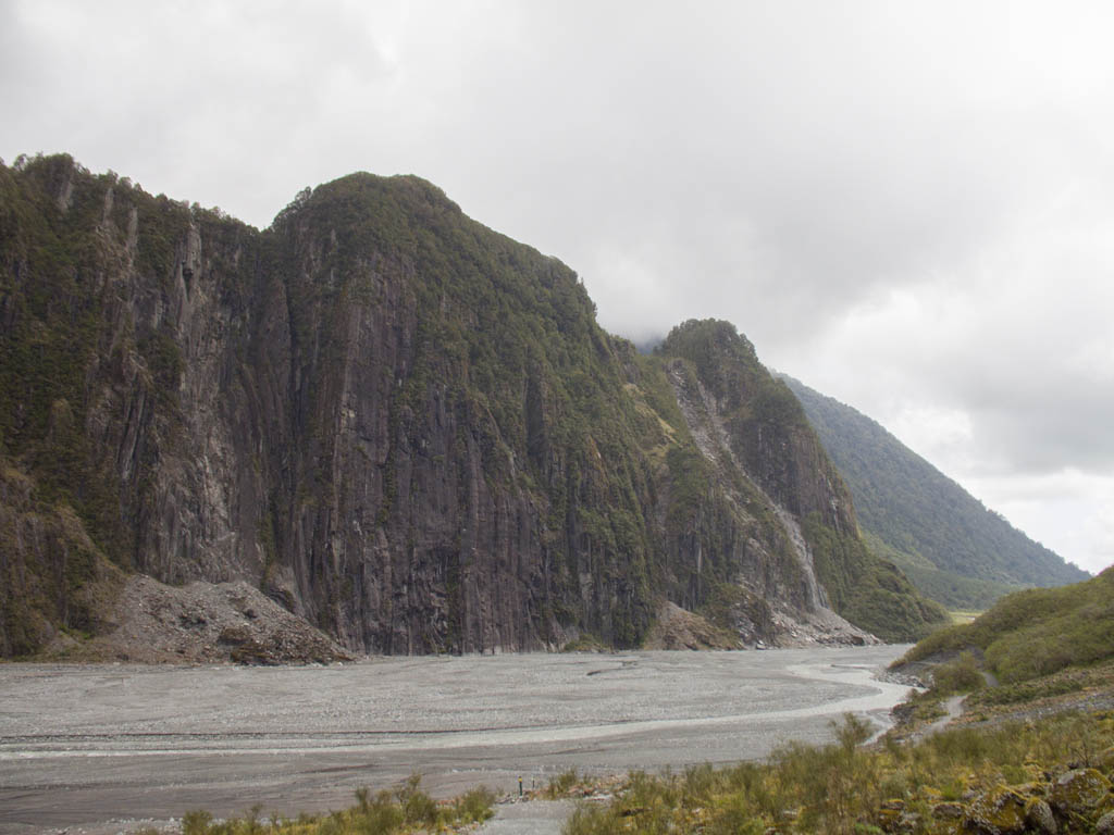 Vallée du Fox Glacier