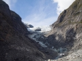 Zoom sur Franz Josef Glacier