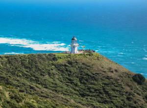 Le phare de Cap Reinga
