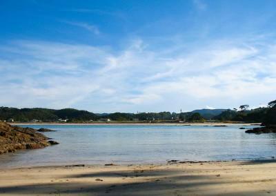 Matapouri Bay - Crique et vue plage