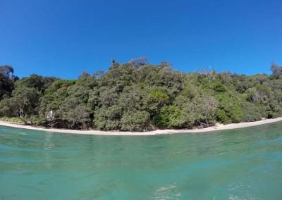 Whale Bay - Vue eau