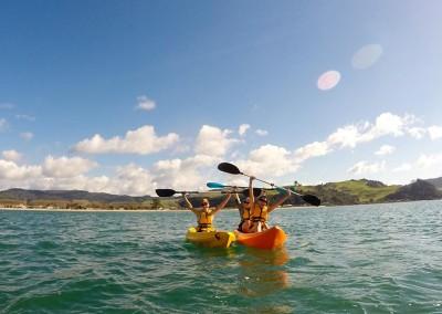 Du kayak à Whitianga