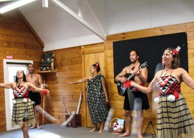 Chanson Maori