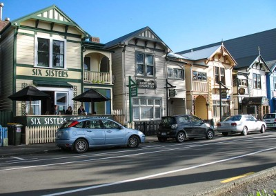 Picture of a random Napier Street