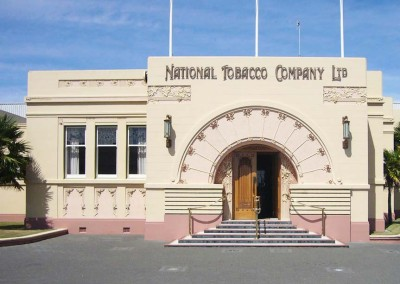 The National Tobacco Company