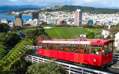 Trois mois à Wellington