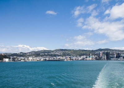 Baie de Wellington