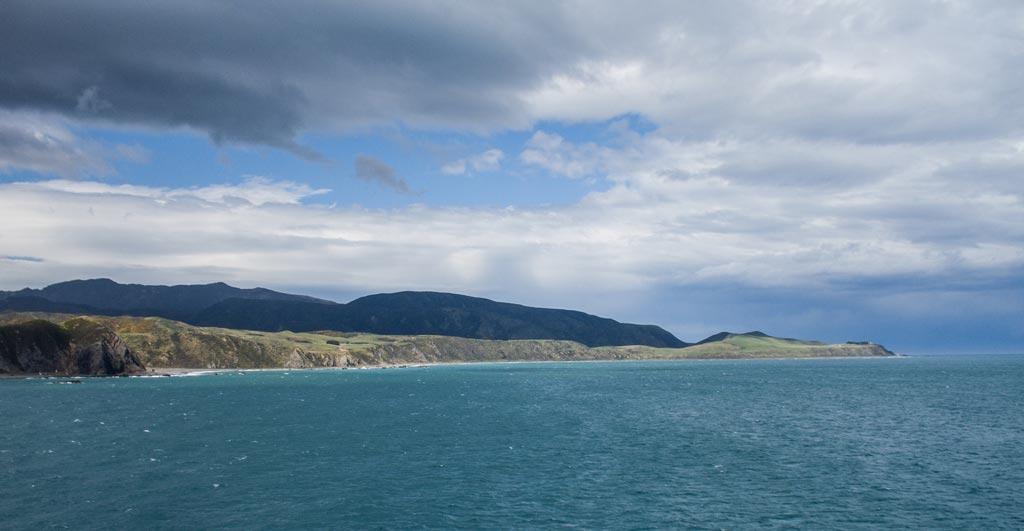 Extrémité de l'île du nord