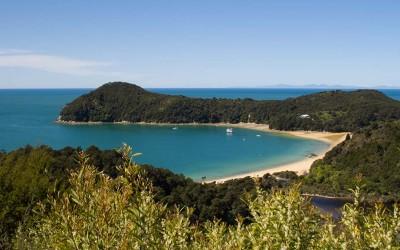 Une journée à Abel Tasman National Park