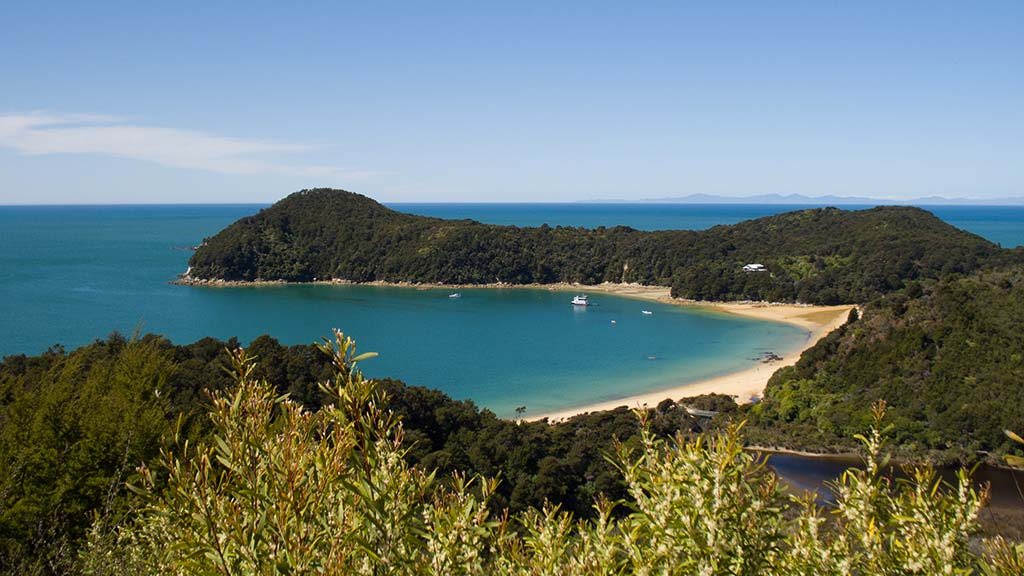 Abel Tasman - Anchorage