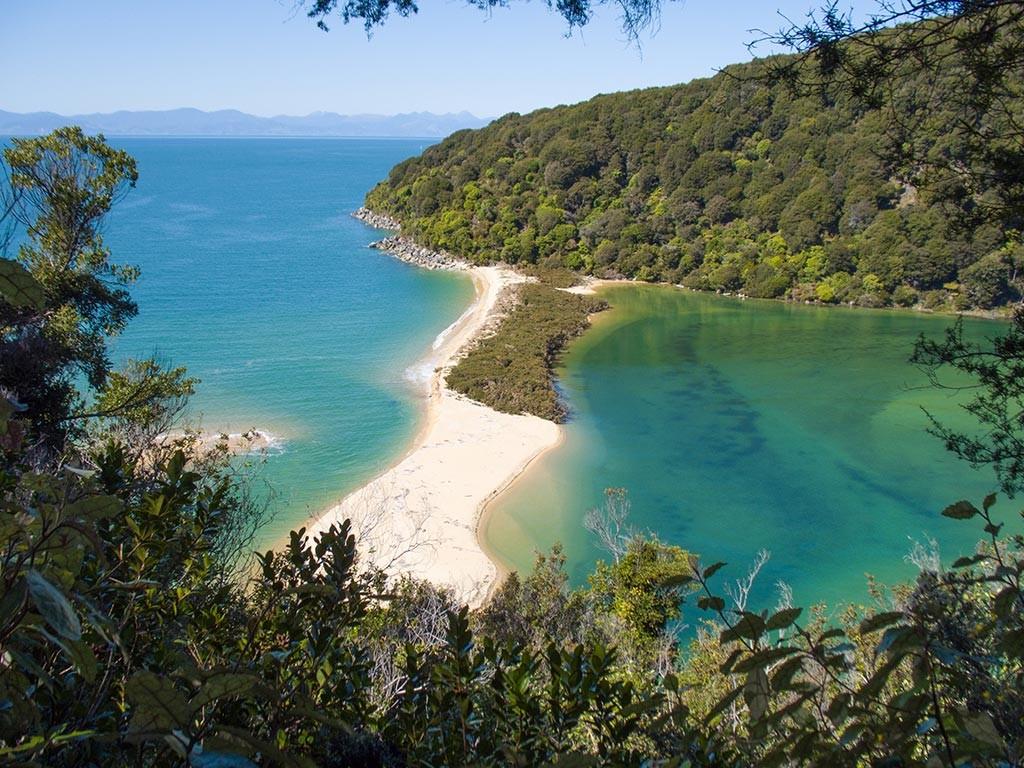 Sandfly Bay - Abel Tasman